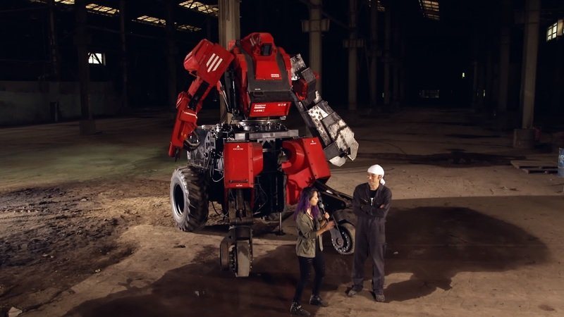 Watch Giant Robots Duel One Another: Video - image 739786