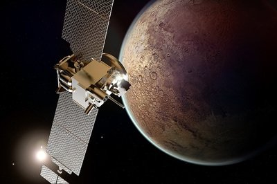 Will the First Humans to Step Foot on Mars have Internet Access? - image 738904
