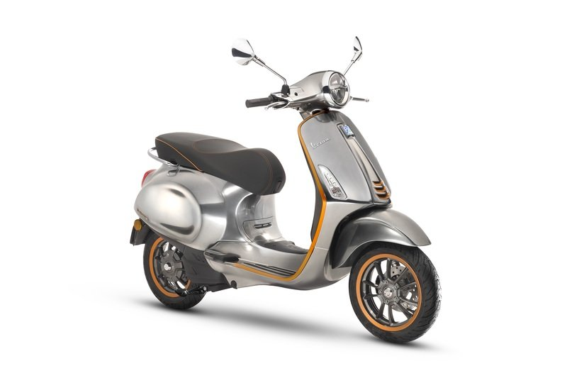 Vespa joins the electric bandwagon with the Electtrica