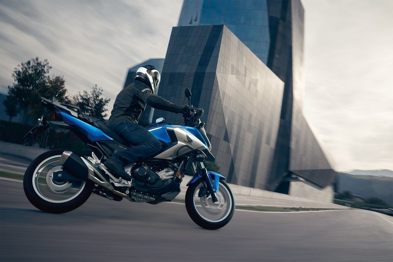 Honda is finally giving us the sprightly NC750X