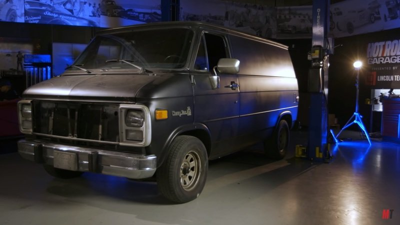 1970s Hotrod Van Culture Needs to Make a Comeback