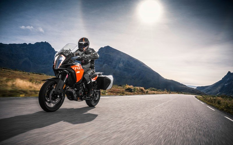 KTM is finally bringing its uber-cool 1290 Super Adventure S to the States
