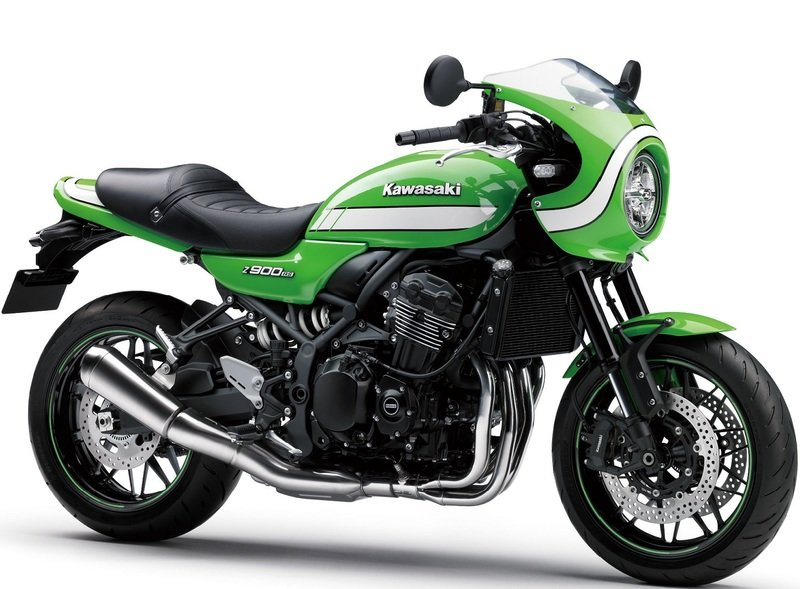 Images: 2018 Kawasaki Z900RS Cafe - in the details