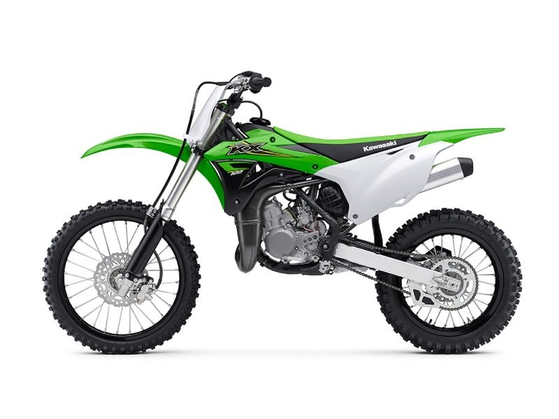 Is the 2017 Kawasaki KX100 the right tool for your kid?