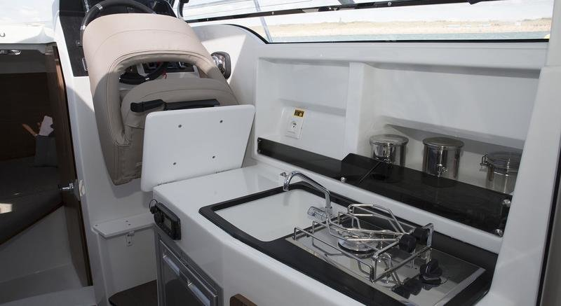 2017 Beneteau Antares 7 OB Interior High Resolution - image 745768