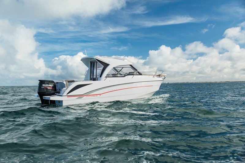 2017 Beneteau Antares 7 OB Exterior High Resolution Wallpaper quality - image 745759