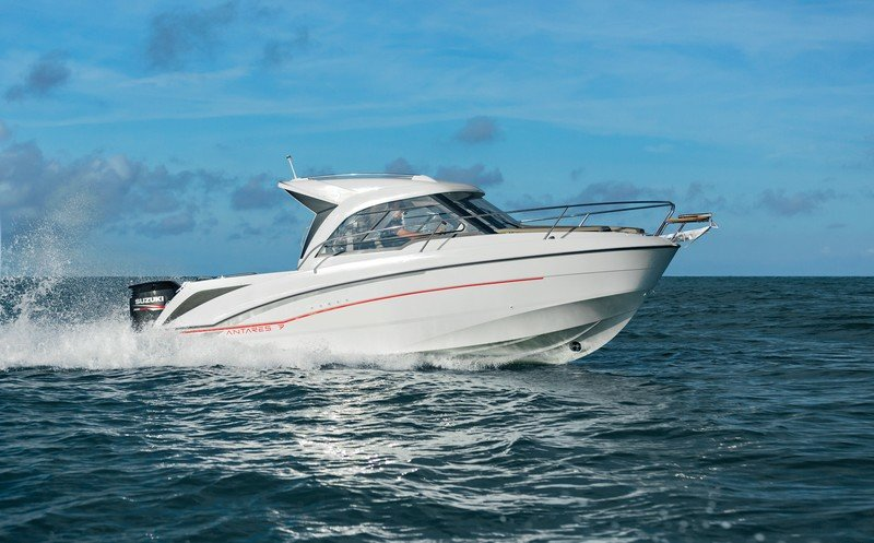 2017 Beneteau Antares 7 OB Exterior High Resolution Wallpaper quality - image 745758