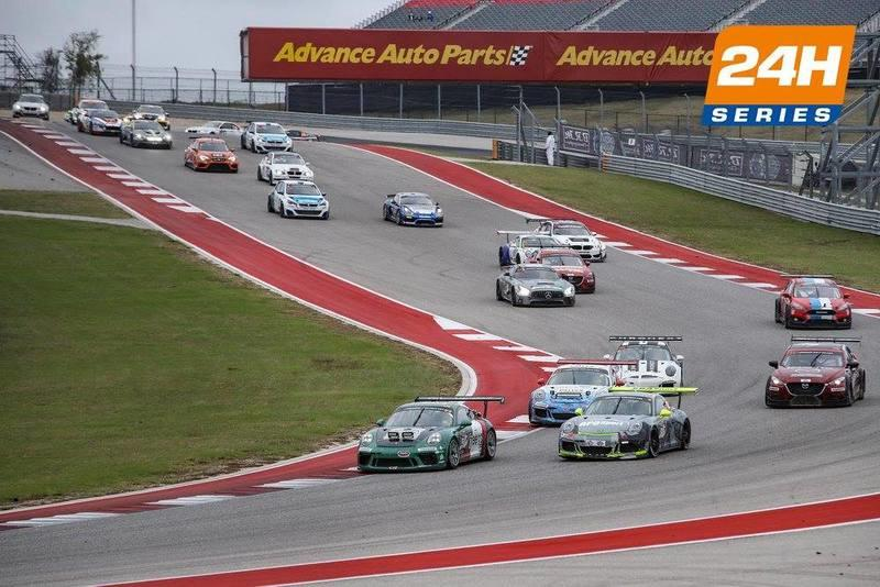 2017 Hankook 24 Hours COTA - Race Report - image 745359