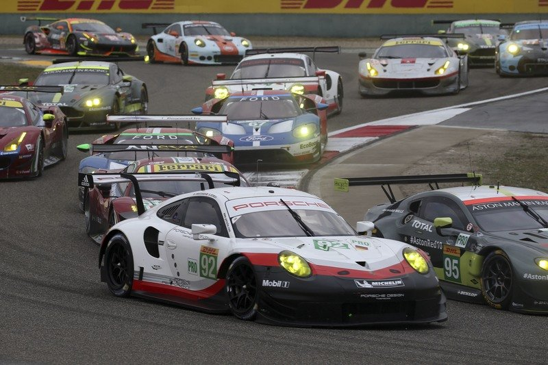 2017 Six Hours of Shanghai - Race Report Exterior - image 743527