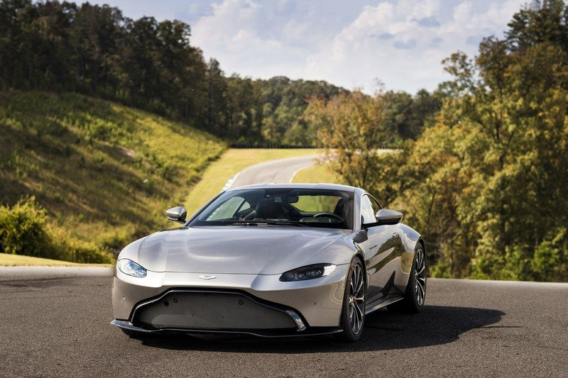 Report: Don't Expect to see a Plug-In Hybrid from Aston Martin Anytime Soon