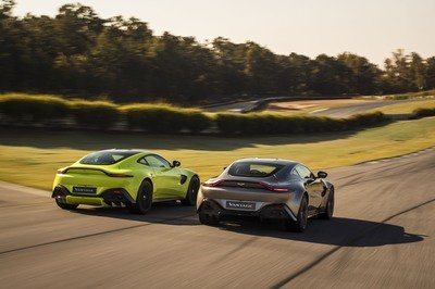 The 2018 Aston Martin Vantage Comes to Strike Fear in Porsche and Mercedes Purists Everywhere - image 746510