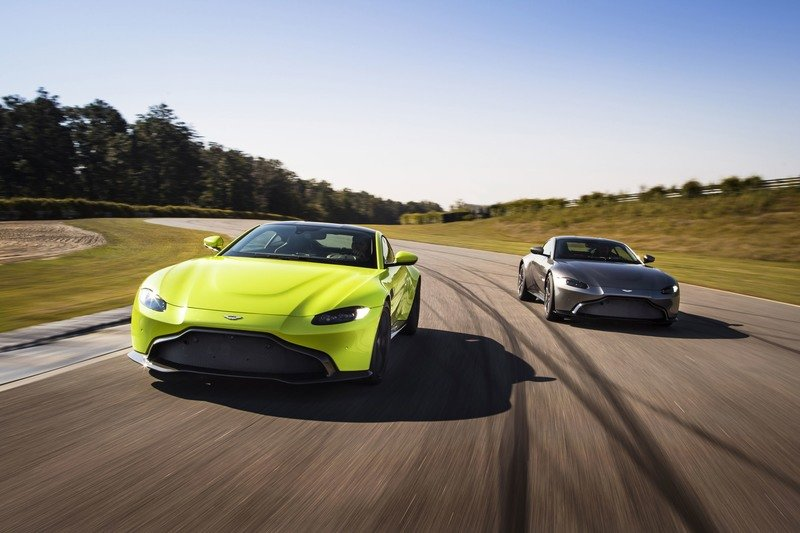 Aston Martin and Mercedes to Part Ways Over the Death of AMG's V-8