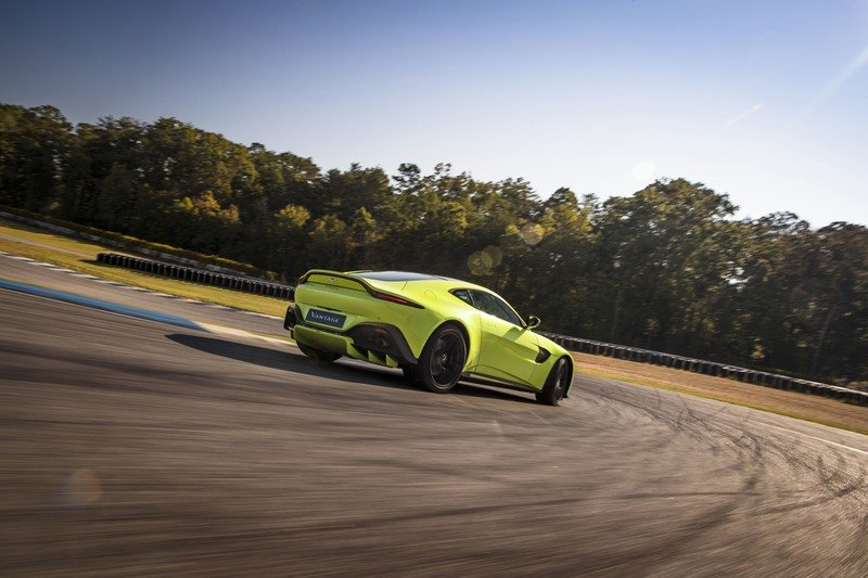 The Aston Martin Vantage of the Future Could be the Recipient of an AMG-Branded Inline-Six