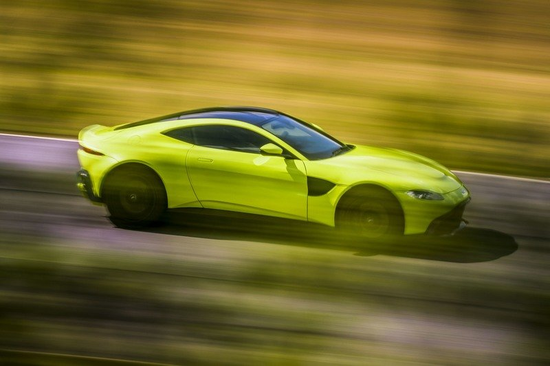 Now Aston Martin Says it Won't go With an AMG In-Line Six Engine For the Vantage