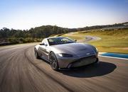 Wallpaper of the Day: 2018 Aston Martin Vantage in Deep Thought - image 746485