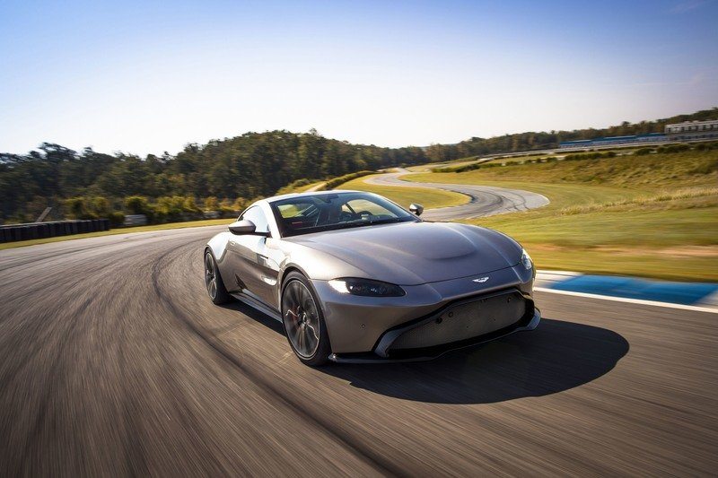 New Aston Martin Vantage Sold Out for 2018!
