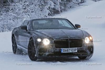 2018 Bentley Continental GTC - image 747165