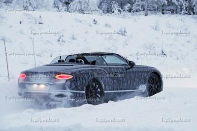 2018 Bentley Continental GTC - image 747160