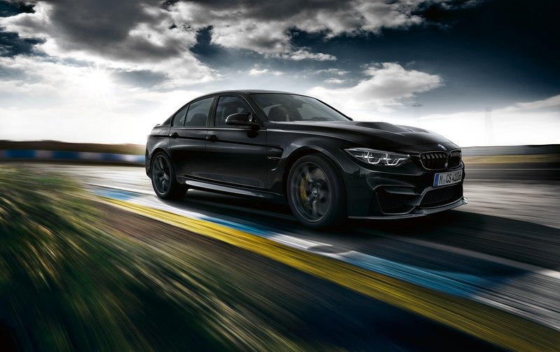 2018 BMW M3 CS Unveiled