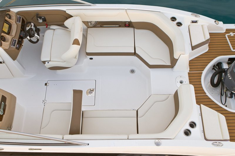 2018 Chaparral 250 SunCoast