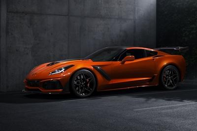 2019 Chevrolet Corvette ZR1 - image 744658