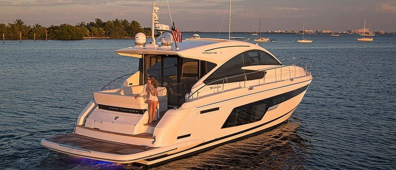2018 Fairline Targa 48 Gran Turismo
