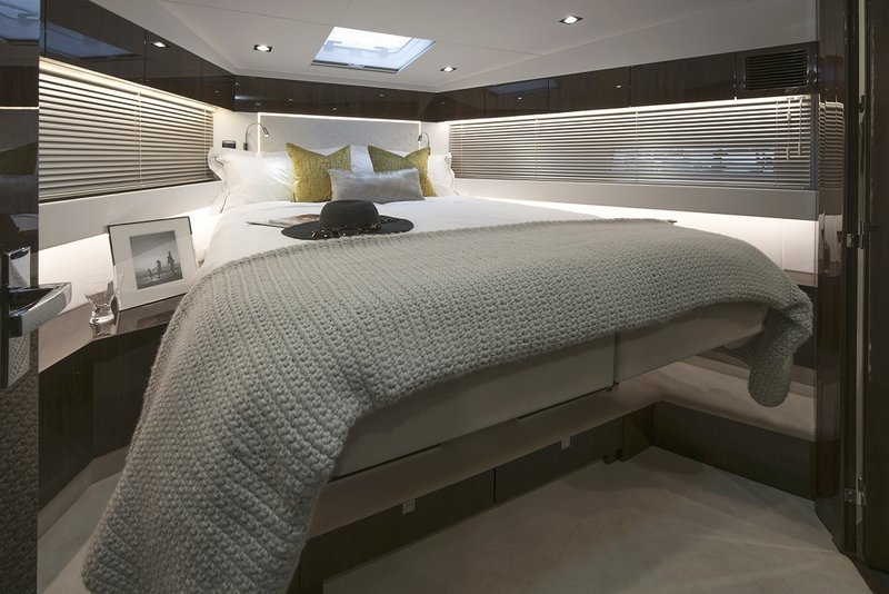 2018 Fairline Targa 48 Open