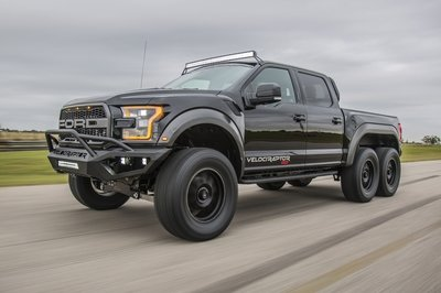 2018 Ford F-150 VelociRaptor 6x6 by Hennessey Performance - image 745588