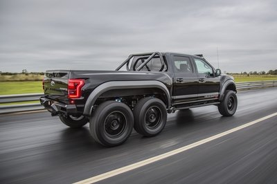 2018 Ford F-150 VelociRaptor 6x6 by Hennessey Performance - image 745590