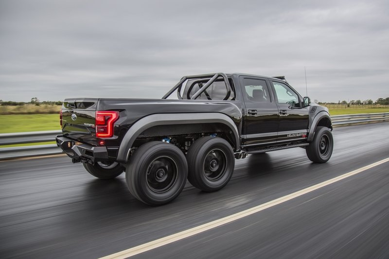 2018 Ford F-150 VelociRaptor 6x6 By Hennessey Performance