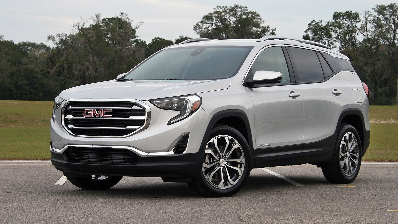 2018 GMC Terrain – Driven Pictures, Photos, Wallpapers And ...