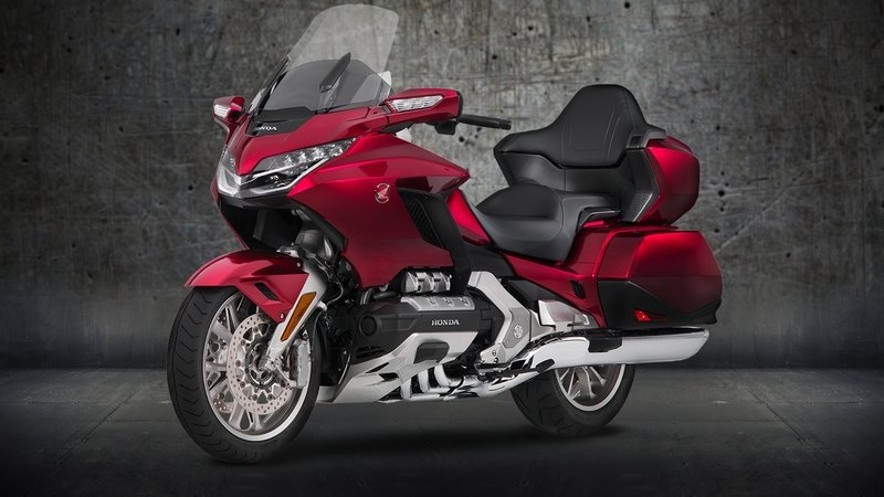2018 - 2019 Honda Gold Wing / Gold Wing Tour