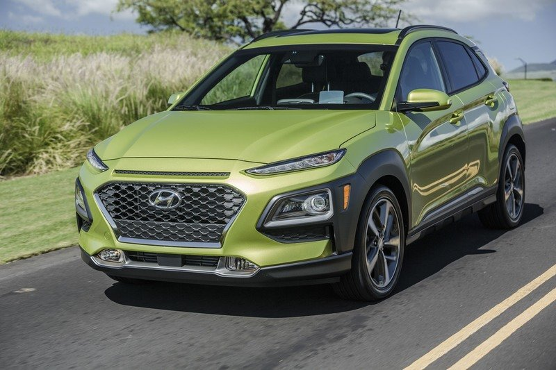 The Hyundai Kona Gets a Warm Welcome with U.S. Debut in Los Angeles