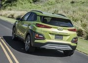 The Hyundai Kona Gets a Warm Welcome with U.S. Debut in Los Angeles - image 748902