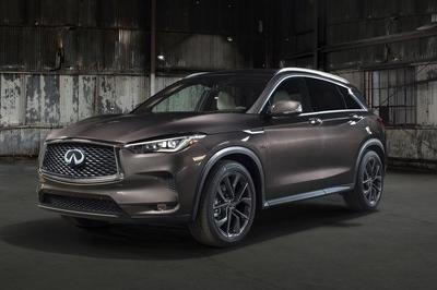 2019 Infiniti QX50 Gets new Technology, Similar Look - image 747141