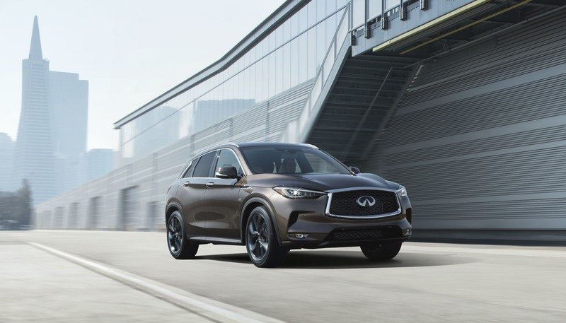 Infiniti QX50 Brings Innovative Turbo Engine to Los Angeles