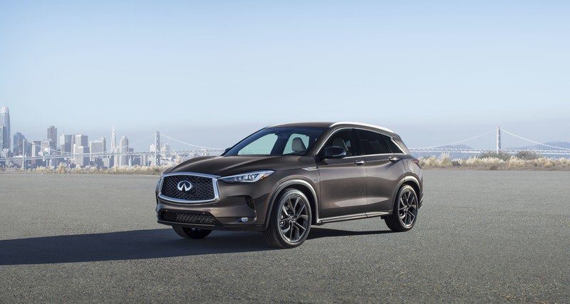 Infiniti QX50 Brings Innovative Turbo Engine to Los Angeles Exterior Wallpaper quality - image 748007