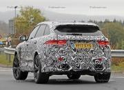 Jaguar is Set to Rattle the BMW X5 M and Porsche Cayenne S with the F-Pace SVR in New York - image 747159
