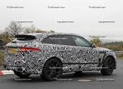 Jaguar is Set to Rattle the BMW X5 M and Porsche Cayenne S with the F-Pace SVR in New York - image 747155
