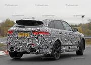 Jaguar is Set to Rattle the BMW X5 M and Porsche Cayenne S with the F-Pace SVR in New York - image 747156