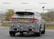 Jaguar is Set to Rattle the BMW X5 M and Porsche Cayenne S with the F-Pace SVR in New York - image 747157