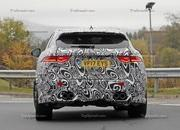 Jaguar is Set to Rattle the BMW X5 M and Porsche Cayenne S with the F-Pace SVR in New York - image 747158