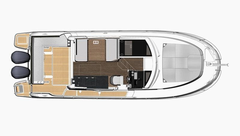2018 Jeanneau Merry Fisher 1095