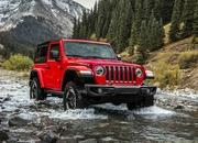 2018 Jeep Wrangler Sheds Some Weight; Gains Capability - image 748414