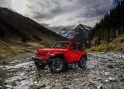 2018 Jeep Wrangler Sheds Some Weight; Gains Capability - image 748422