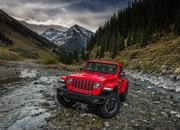 2018 Jeep Wrangler Sheds Some Weight; Gains Capability - image 748423