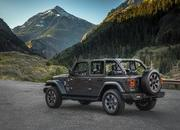 The Jeep Wrangler JL to go Hybrid in 2020 - image 748324