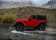 2018 Jeep Wrangler Sheds Some Weight; Gains Capability - image 748435