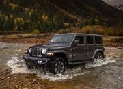 The Jeep Wrangler JL to go Hybrid in 2020 - image 748327