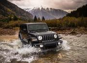 The Jeep Wrangler JL to go Hybrid in 2020 - image 748329